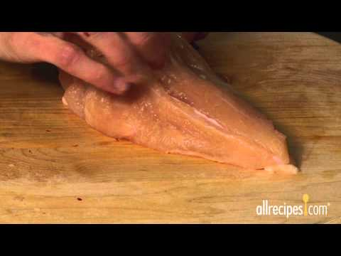 How to Debone a Chicken Breast
