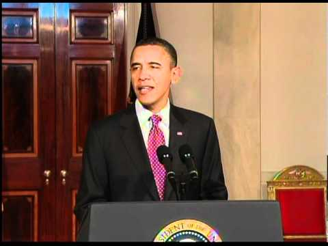 President Obama's Remarks on Egypt's Future