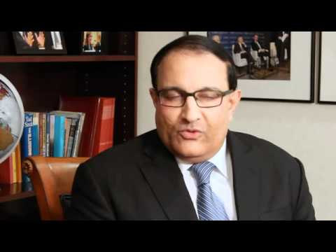 Ernest Z. Bower Interviews The Honorable S. Iswaran, 2nd Minister for Trade and Industry for Singapo