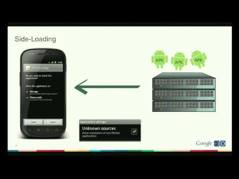 Google I/O 2011: Taking Android to Work