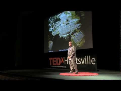 TEDxHuntsville - Ashley Capps - Building Business, Nurturing Community