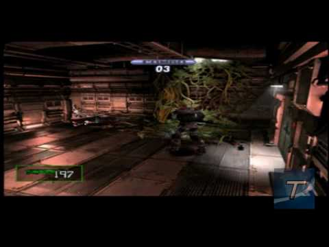 Dino Crisis 2 (PS1) Walkthrough Part 5 - Getting the Keycard Back