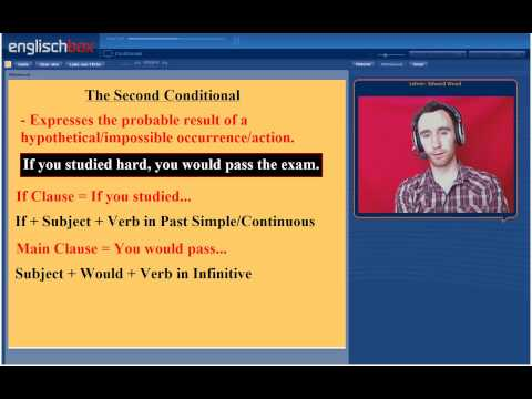 Conditionals | First, Second and Third Conditional