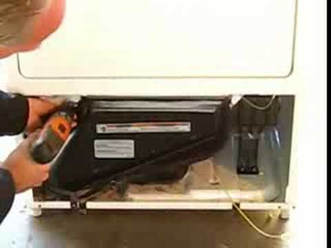 KENMORE DRYER REPAIR VIDEO 21