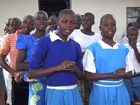 Kenyan Students Sing for a New Constitution