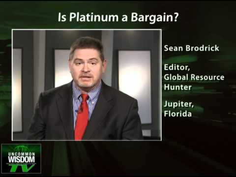Is Platinum a Bargain?