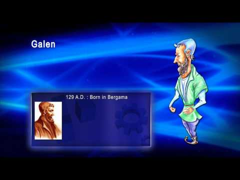 Top 100 Greatest Scientist in History For Kids(Preschool) - GALEN