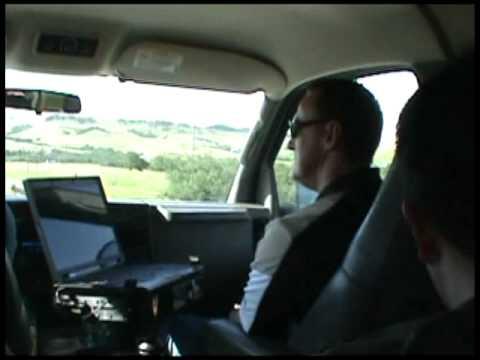Storm Chasing Man 2010