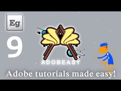 Adobe Edge HTML5 Bouncing Picture Gallery Tutorial