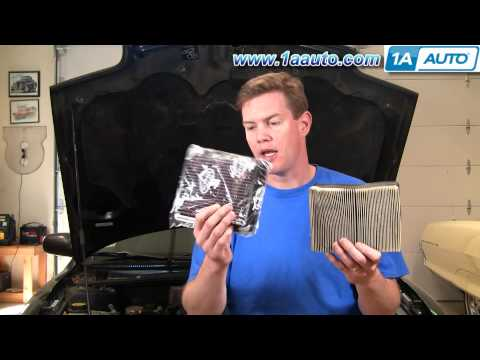 How To Replace Air Filter K&N Chevy Cavalier Pontiac Sunfire 95-05 1AAuto.com