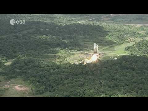 Vega: ESA's new small launcher