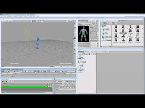 Using 3ds Max with Motionbuilder - Part 3 - Biped Skeletons
