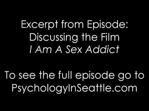 I Am A Sex Addict (podcast trailer)