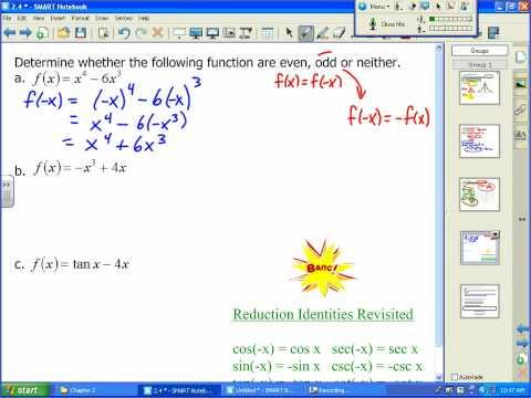 Calculus 30 February 27 2009