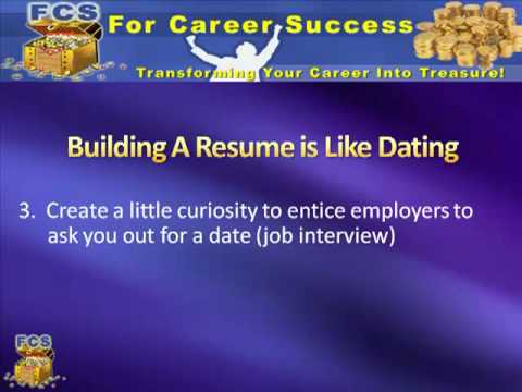 How To Build A Resume Online