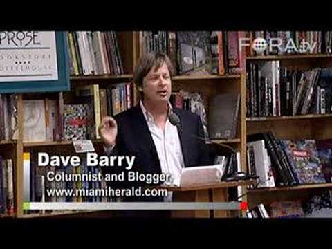 Dave Barry - Why You Shouldn't Make Fun of North Dakota