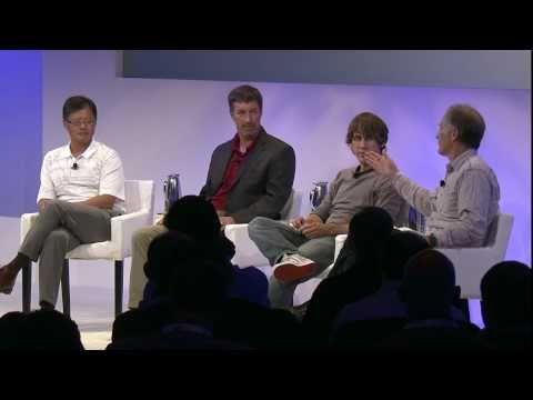 Tim O'Reilly, Jerry Yang, Dennis Crowley & Steve Cousins - US Zeitgeist 2010