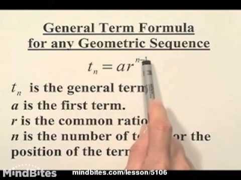 Series: Geometric Series  465