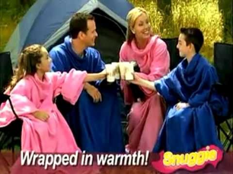 Feeling Chilled - The Snuggie Remix