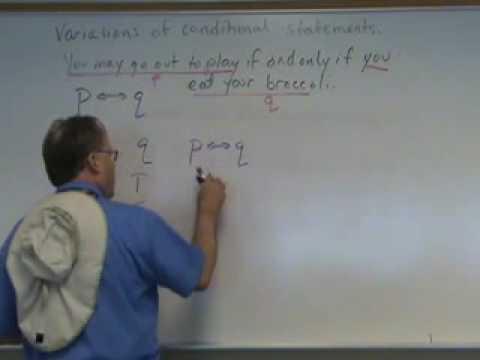 141 1.2.3 Rules of Logic  Biconditional M2U00366.