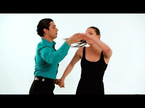 Merengue Dance Steps: Swivels | How to Dance Merengue