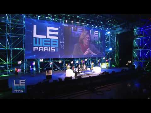 "LeWeb 2011 Panel ""How European Governments support startup ecosystems"""