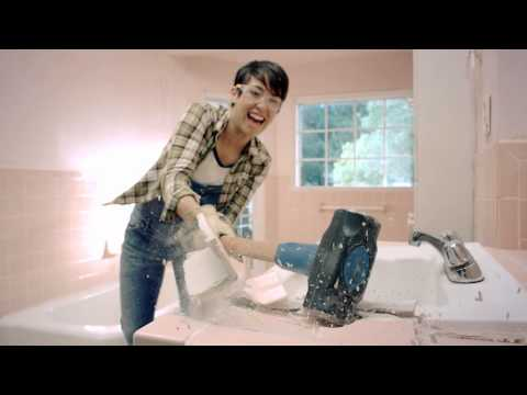 "Lowe's Commercial ""Can't Stand It - Bath"""