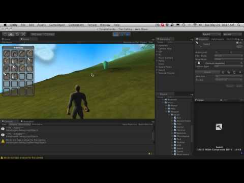 228. Unity3d Tutorial - Item System Fixes