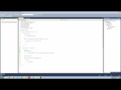 C# Beginners Tutorial - 198 - IDisposable pt 2
