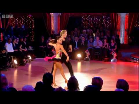 Professional dancers Latin medley - Strictly Come Dancing - BBC