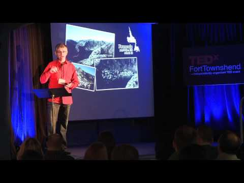 TEDxFortTownshend - Andrew Mercer - Using The Web To Create Community Among Young Rural Musicians