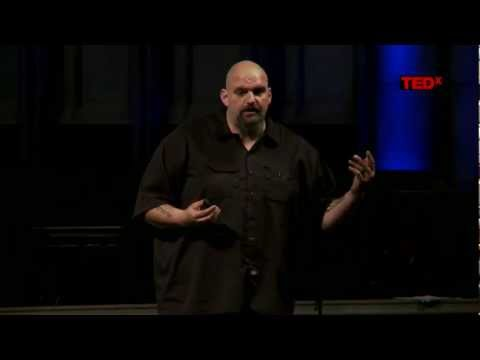 Renewal of Braddock Pennsylvania: Mayor John Fetterman at TEDxHarlem