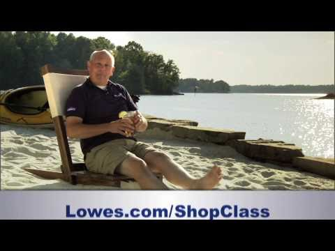 How to Build a Beach Chair Introduction