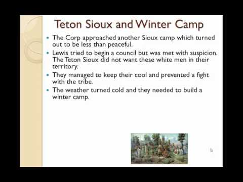 Lewis and Clark Expedition Review