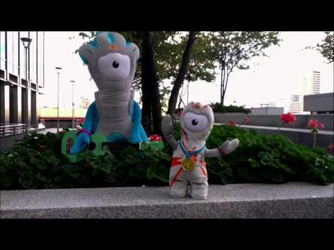 Play and dance along to the London 2012 mascots song!