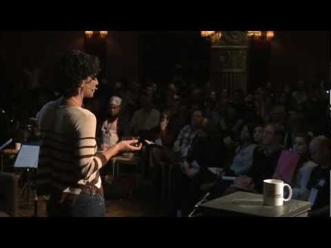 TEDxManhattan - Elizabeth Meltz - The Reality of Green Restaurants