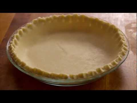 How to Make Flaky Butter Pie Crust