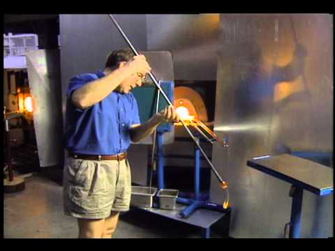 Glassmaking Technique: Free-Blown Glass
