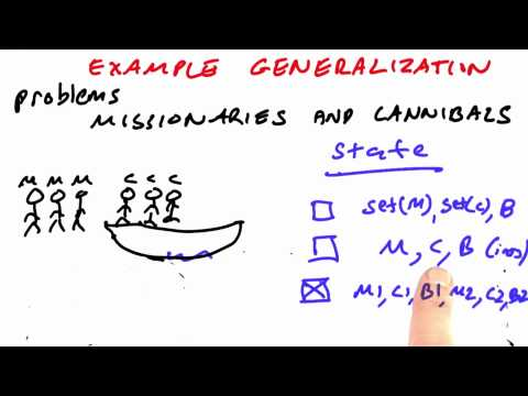 Generalized state Solution - CS212 Unit 4 - Udacity
