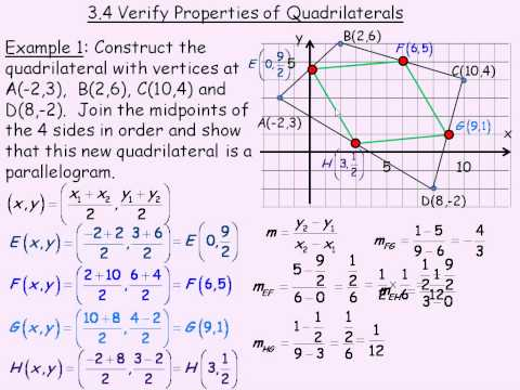 Verify Properties of Quadrilaterals.avi