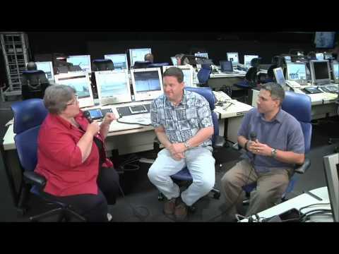 IRVE-3 Launch: Robert Dillman and John Dinonno