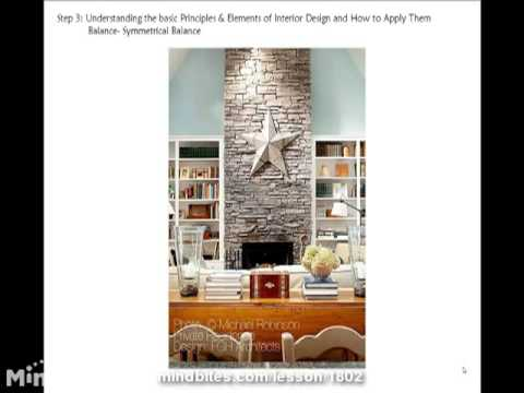 Interior Design Basics - Add Style to Your Home