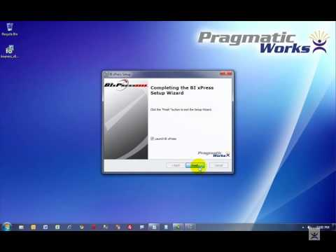 BI xPress Installation #1 - Pragmatic Works
