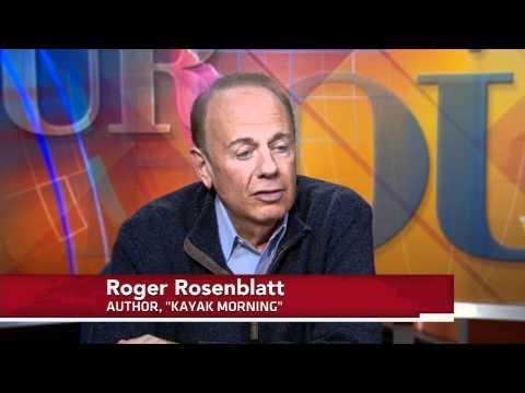 Conversation: Roger Rosenblatt's 'Kayak Morning'