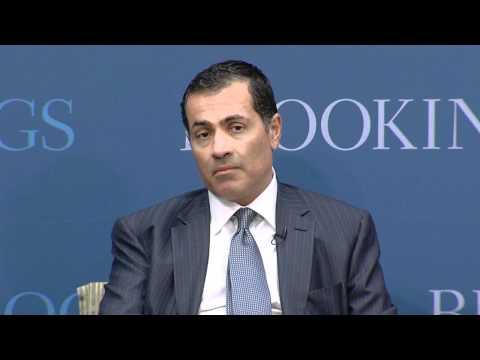 Ambassador Holbrooke: Diplomatic Relationships Key to Stem Crises