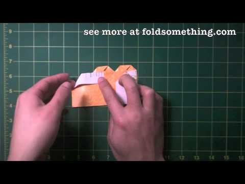 How to make a shamrock or 4-leaf clover from paper