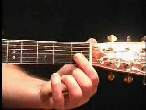Beginning Guitar 101 - The Major Chords - You Need To Know!