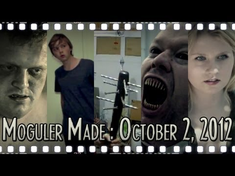 DIY Zombie-Killing Baseball Bat, A Vampire Comedy, and More! : Moguler Made: October 2, 2012