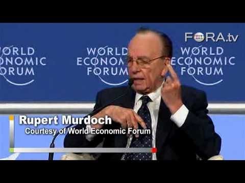 Rupert Murdoch: Don't Give Up on Open Markets
