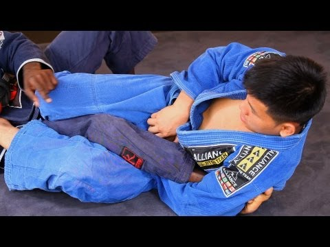 Foot Lock Defense | Brazilian Jiu Jitsu